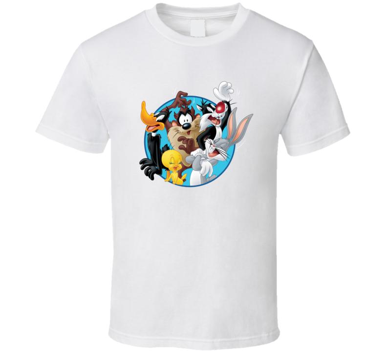 Looney Tunes Cartoon T Shirt