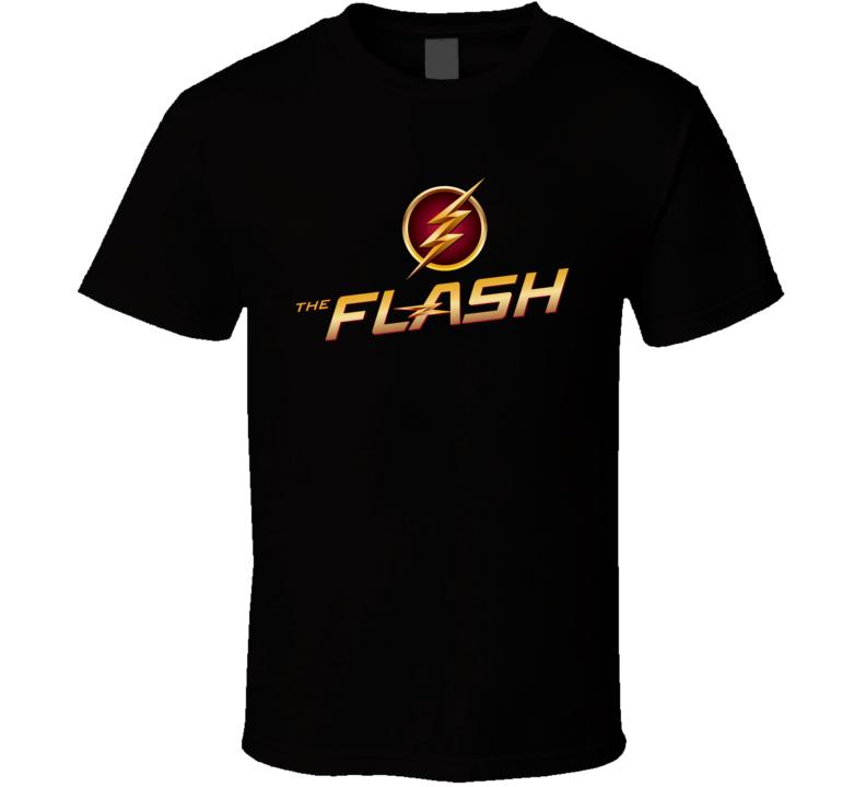 The Flash DC Comic Book TV Show T Shirt