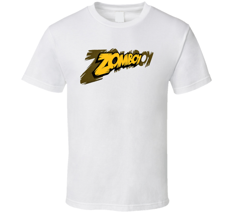 Zomboy Zombie T Shirt
