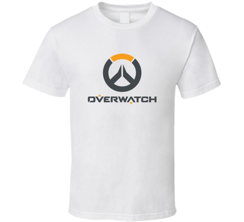 Overwatch Logo Video Game T Shirt