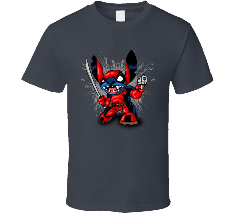 Deadpool DeadMouse Funny Movie Marvel Comic Book T Shirt