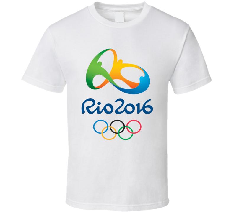 Rio Brazil 2016 Olympics T Shirt