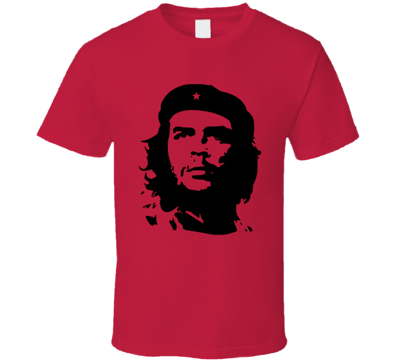 Che Guevara Cuba Patriotic T Shirt