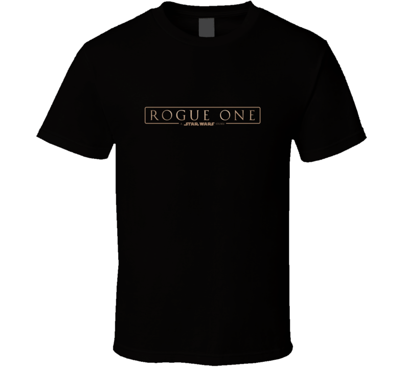 Star Wars Rogue One Movie T Shirt