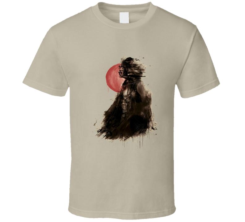 Darth Vader Star Wars Movie T Shirt