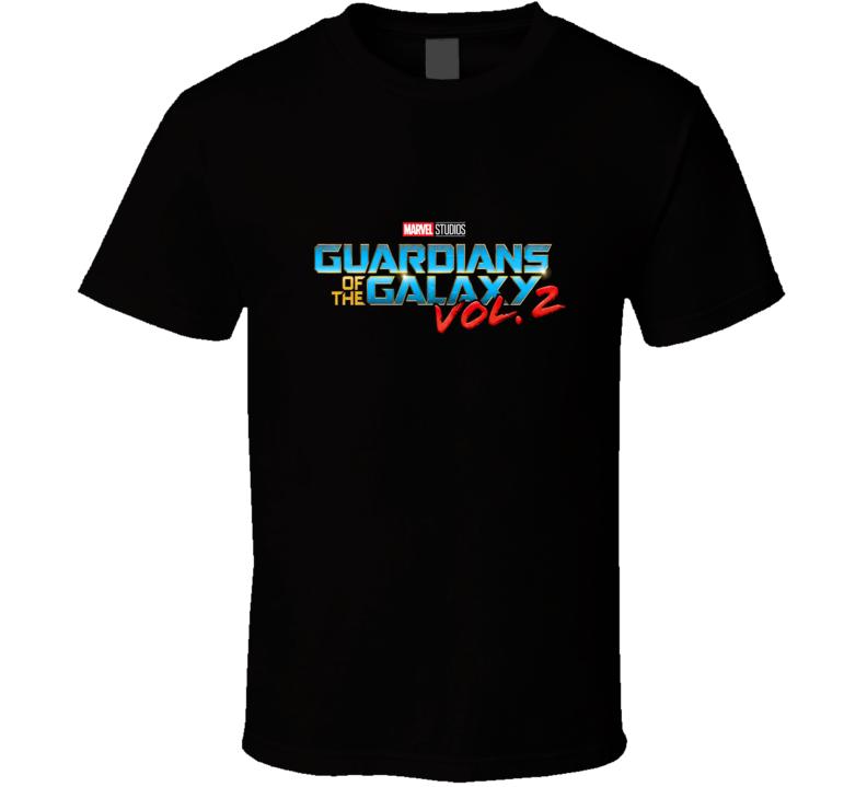 Guardians Of The Galaxy Vol 2 T Shirt