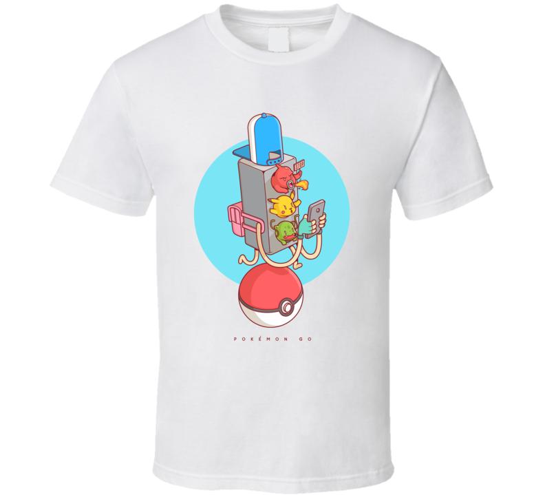 Pokemon Go T Shirt