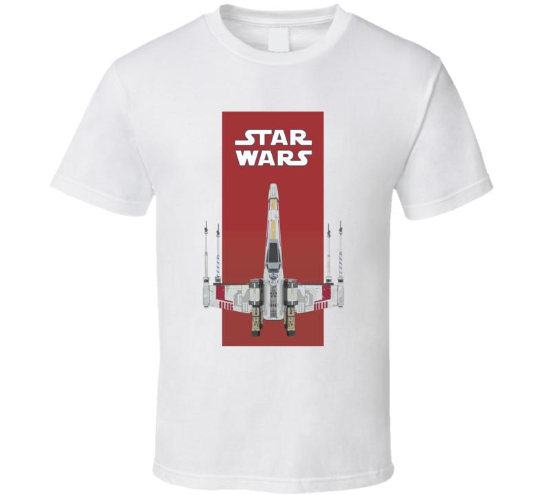 Star Wars X Wing T Shirt