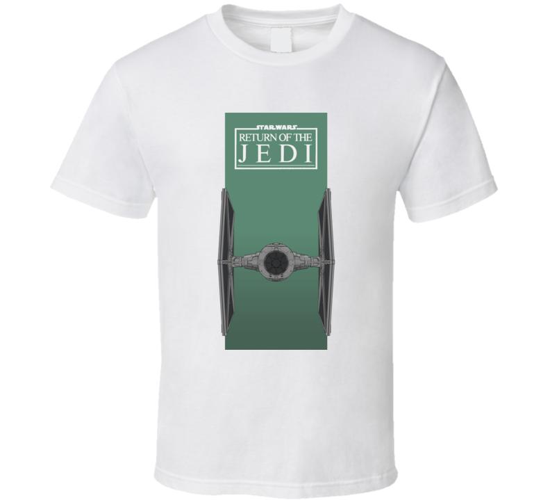 Star Wars Return Of The Jedi T Shirt