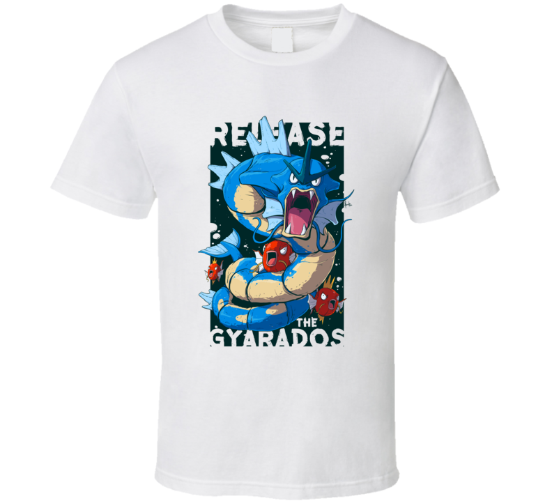 Pokemon Go Release The Gyrados T Shirt