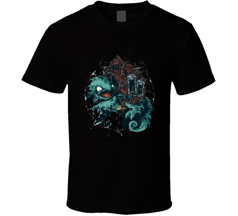 Pokemon Go Squirtle Character T Shirt