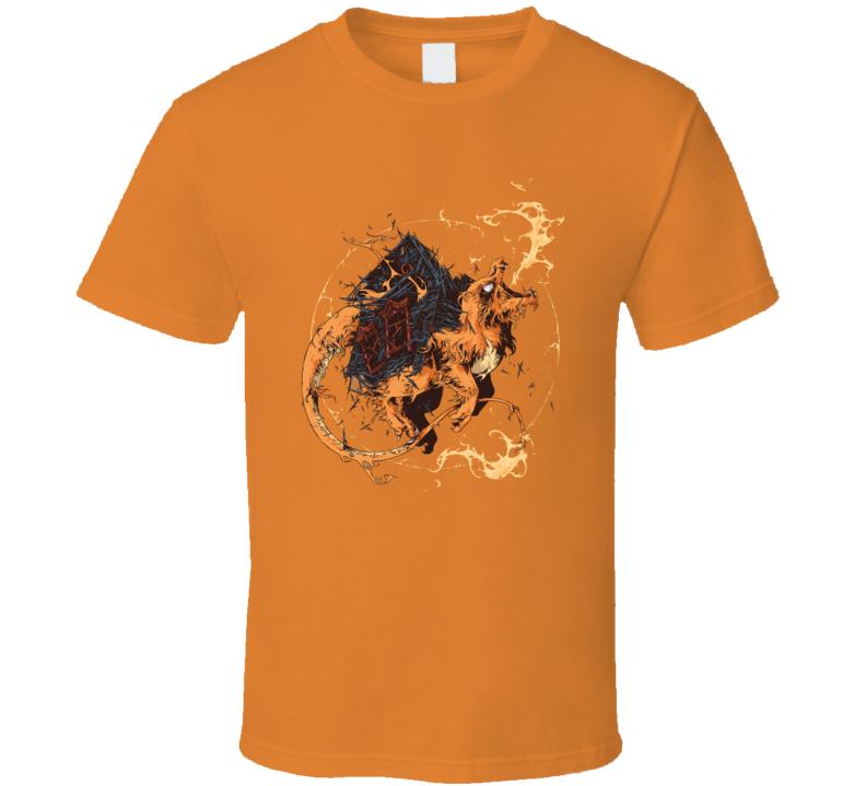 Pokemon Go Charmander Character T Shirt
