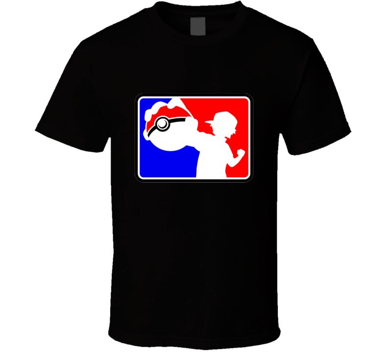 Pokemon Go Major League T Shirt