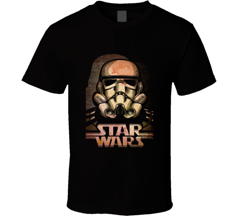 Star Wars Stormtrooper Movie T Shirt