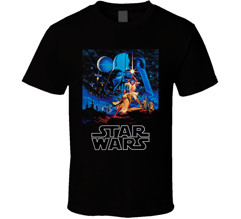 Star Wars A New Hope Original T Shirt