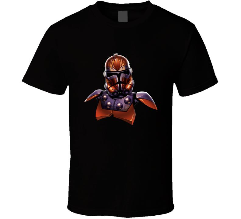 Magneto Stormtrooper T Shirt Star Wars Marvel Crossover