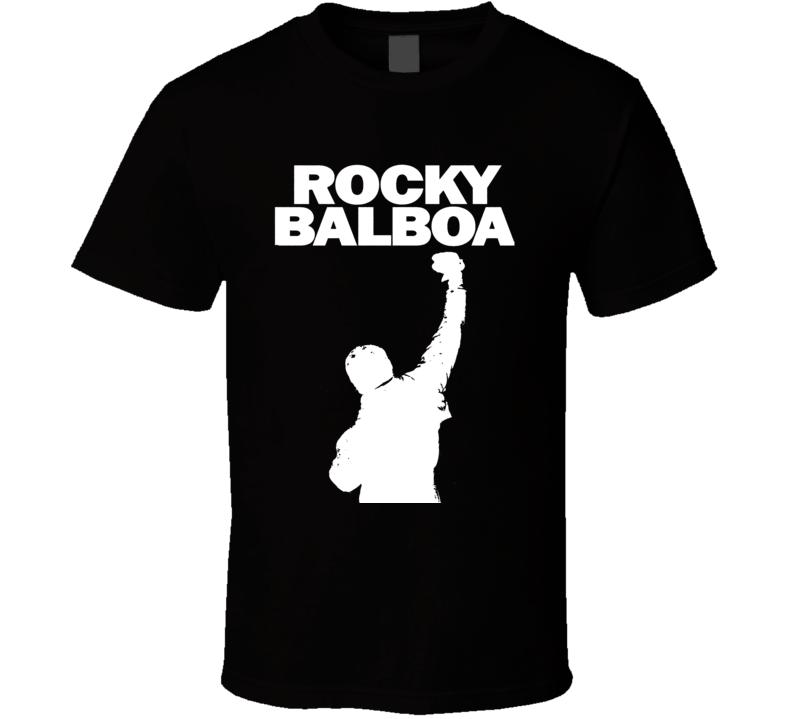 Rocky Balboa T Shirt