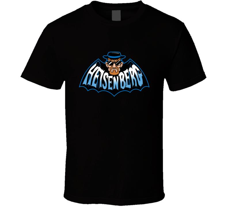 Heisenberg Bat Logo T Shirt