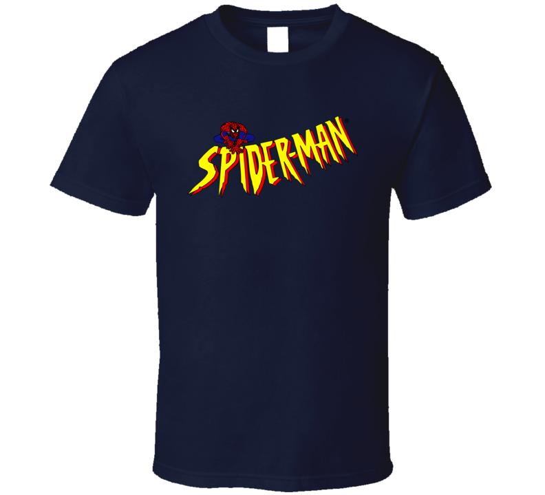 Spider-Man Logo T Shirt