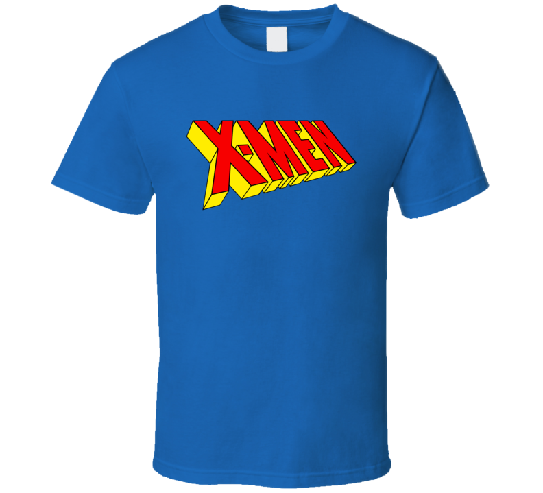 X-Men Logo T Shirt