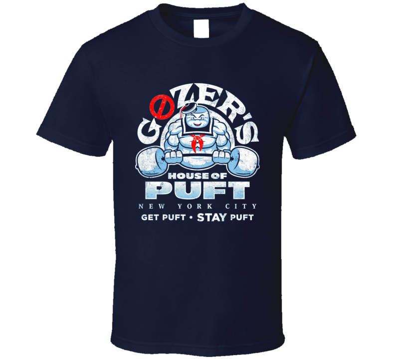 Gozer's House of Puft Gym T Shirt