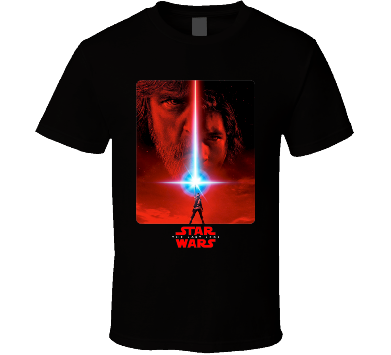 Star Wars The Last Jedi T Shirt