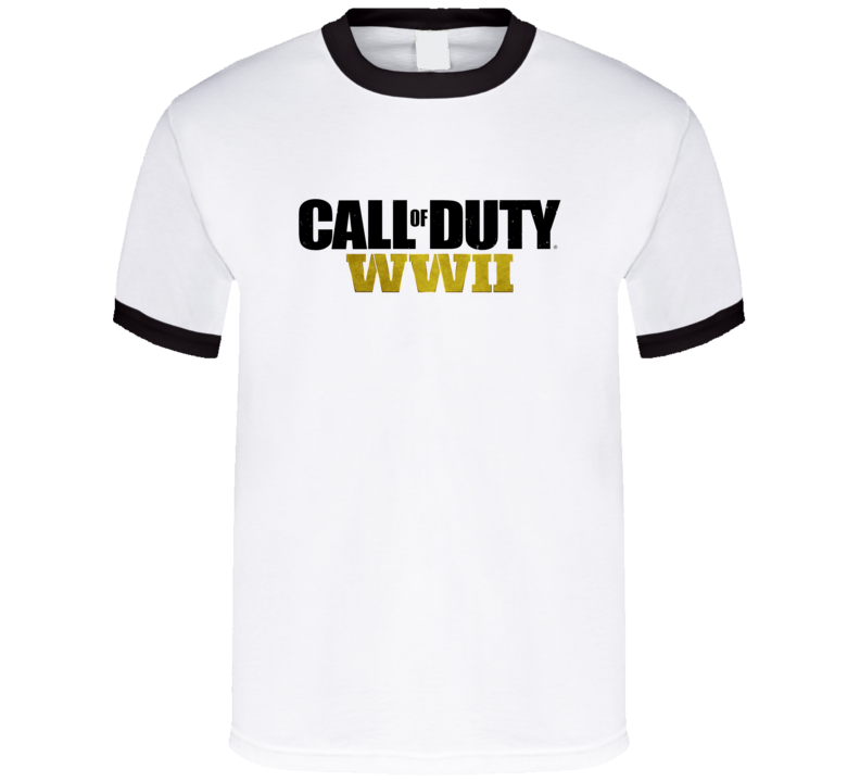 Call Of Duty WWII T Shirt