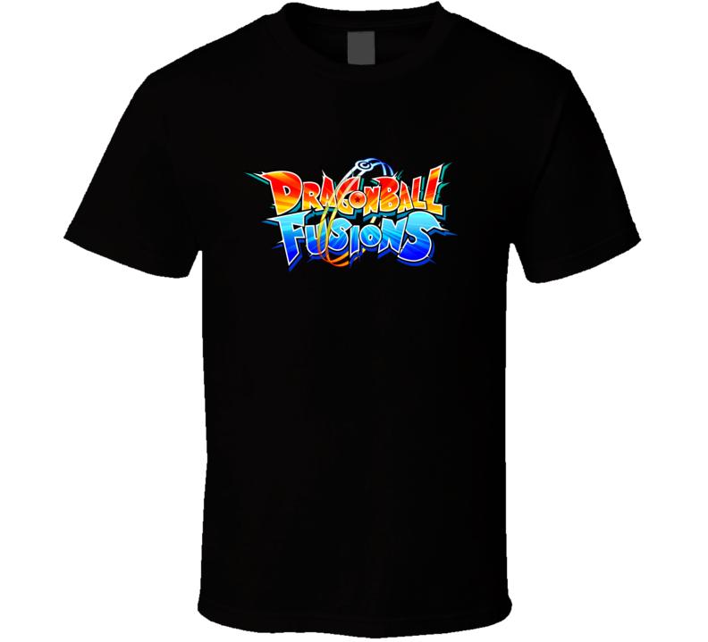 DragonBall Fusions T Shirt