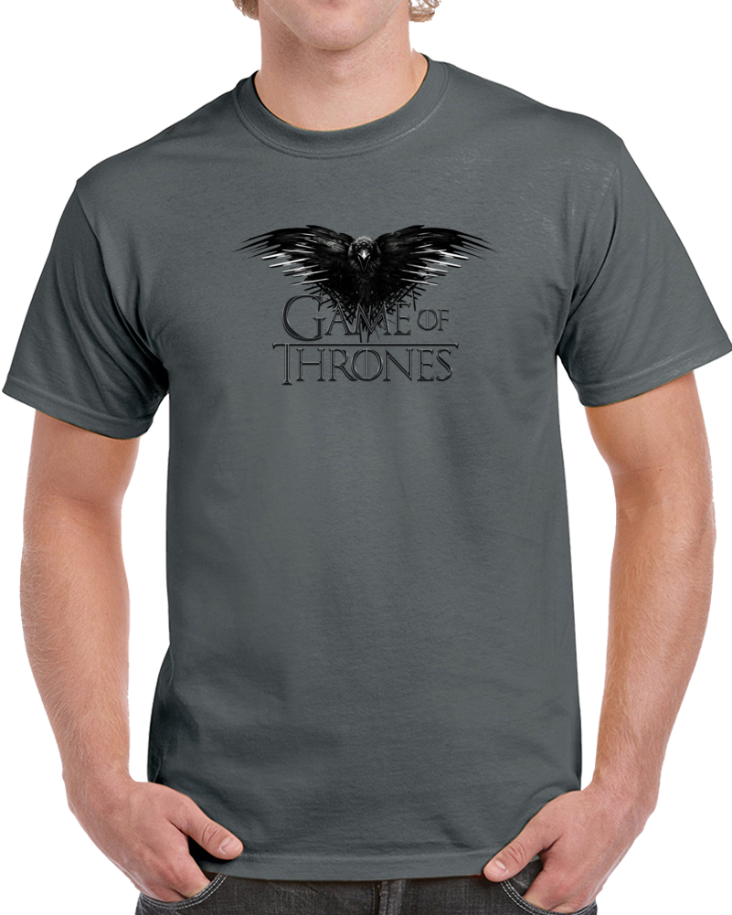 Game Of Thrones 3 Eyed Raven T Shirt