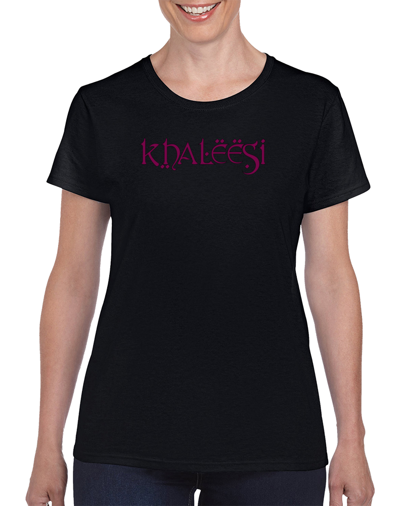 Khaleesi Game Of Thrones T Shirt