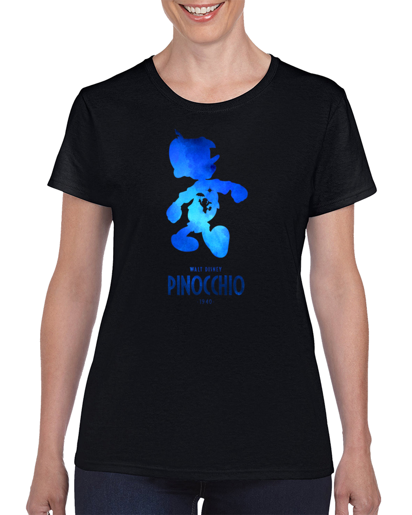 Pinocchio Disney T Shirt