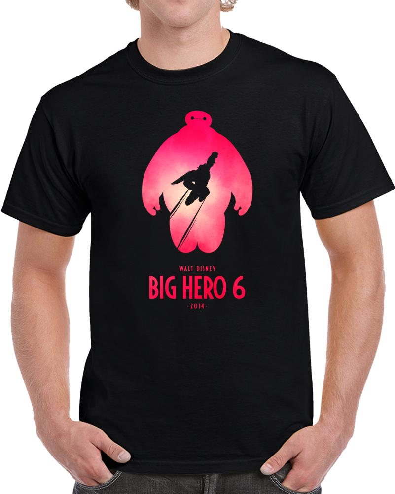 Big Hero 6 Disney T Shirt