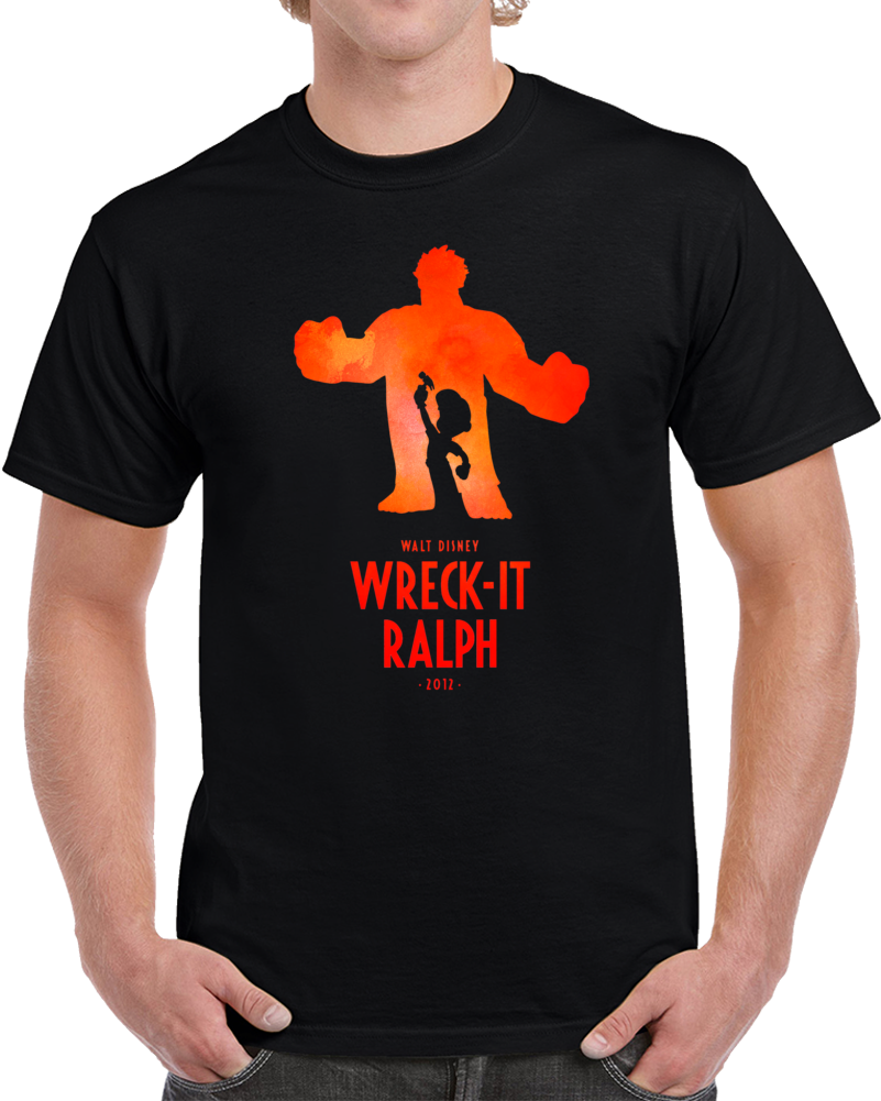 Wreck-it Ralph Disney T Shirt
