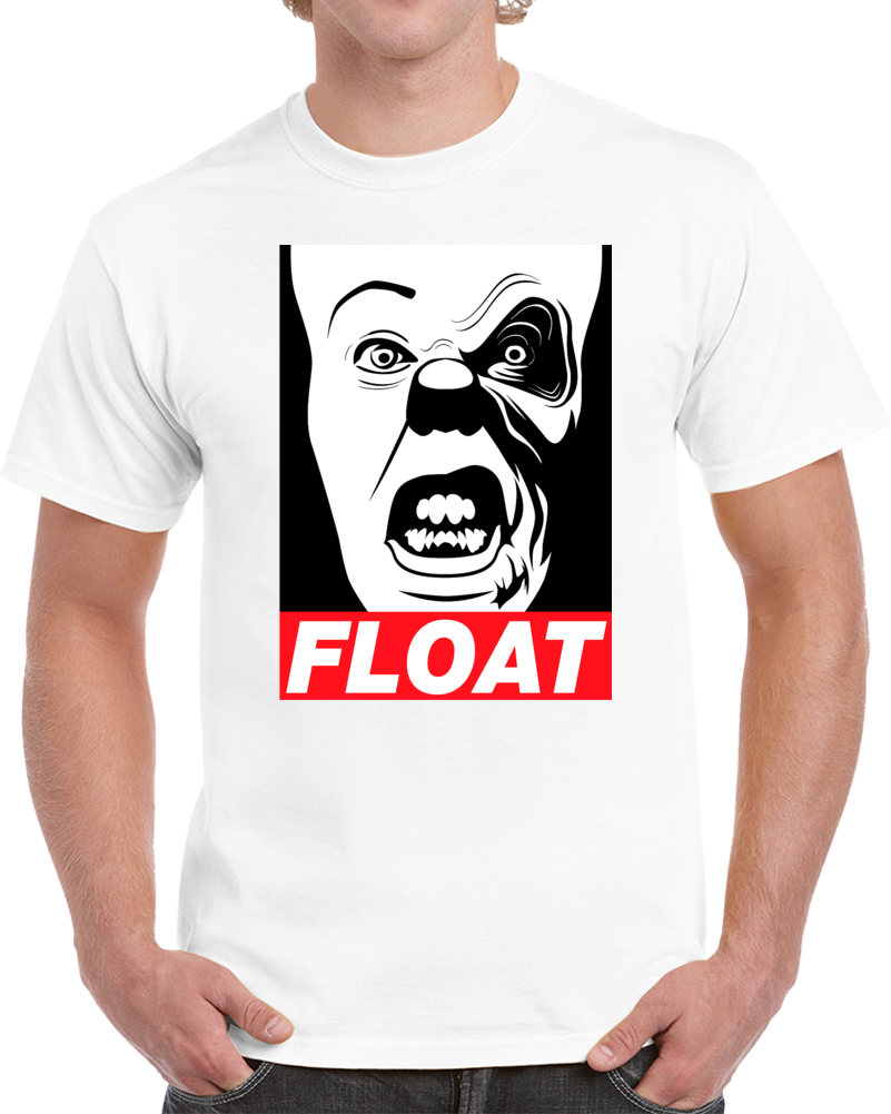 Float Pennywise It Movie T Shirt