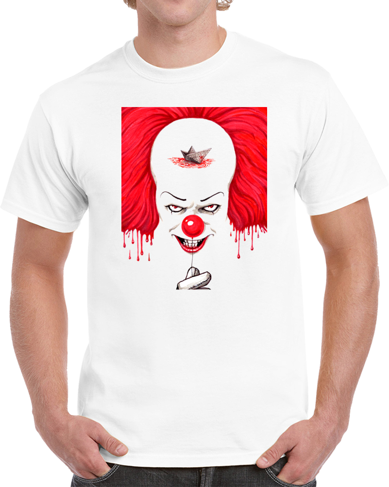 Pennywise It Movie T Shirt