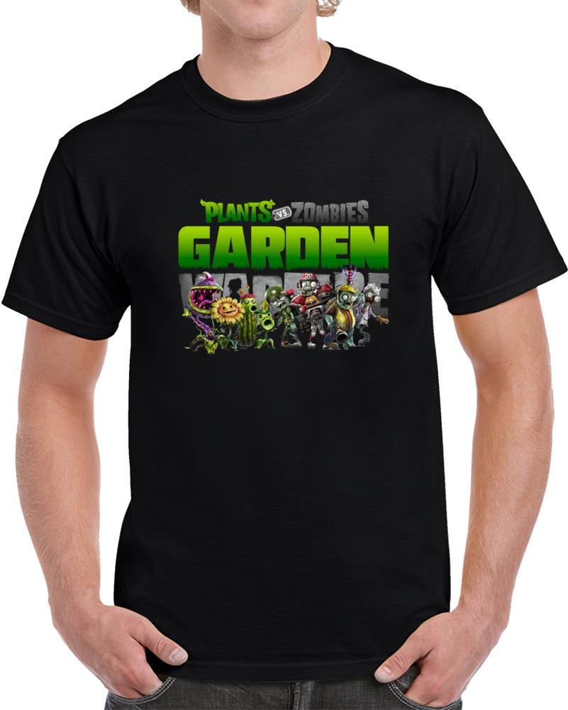 Plants Vs Zombies Garden Warfare T Shirt