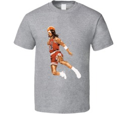 Air Jesus Lay Up Basketball T Shirt