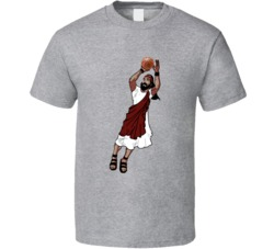 Jump Shot Jesus JR Smith Basketball Cleveland T Shirt