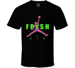 Bel Air 6 Ring Fresh Prince T Shirt