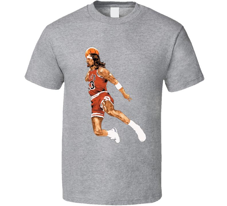 Air Jesus Lay Up Basketball T Shirt