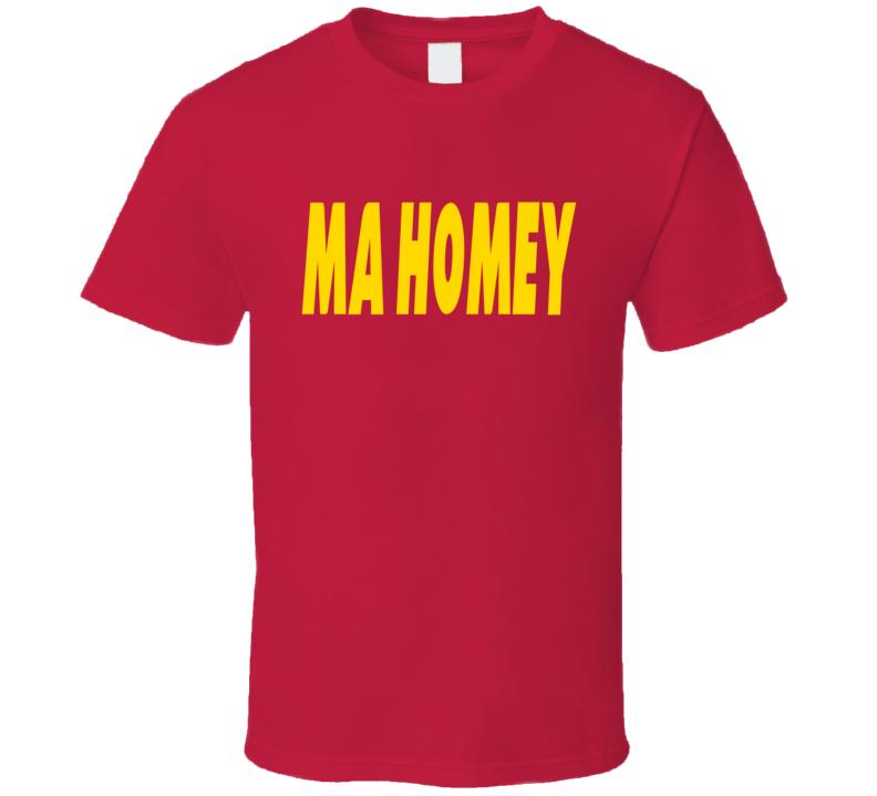 Patrick Mahomes Quarterback Kansas City Chiefs Ma Homey T Shirt