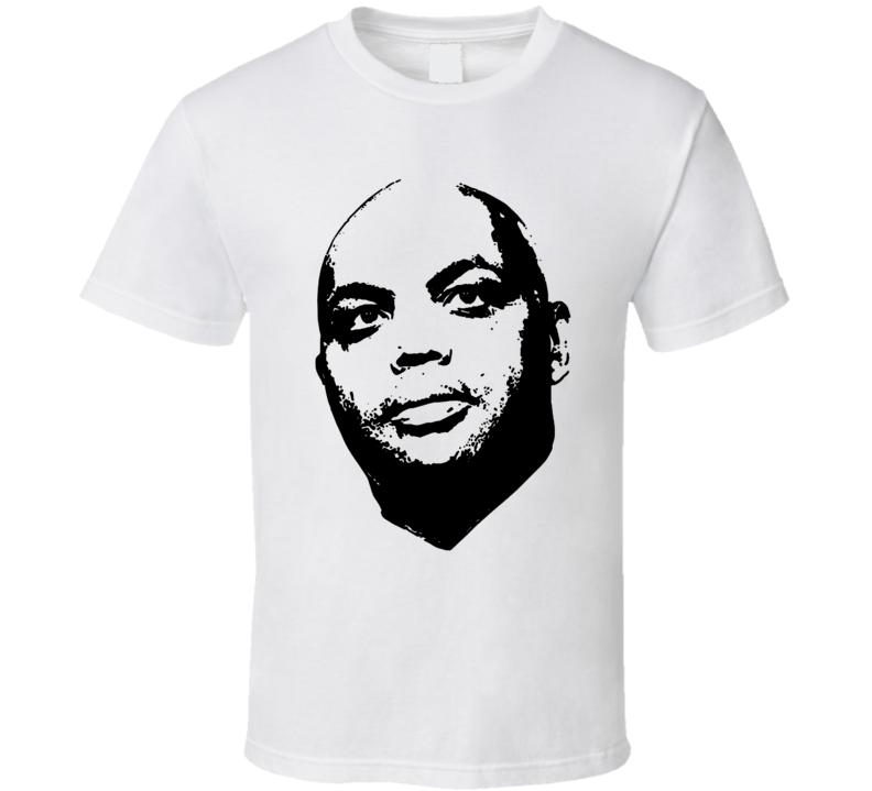 Jamal Murray Charles Barkley Nba Troll Chirp Big Face Denver Nuggets T Shirt