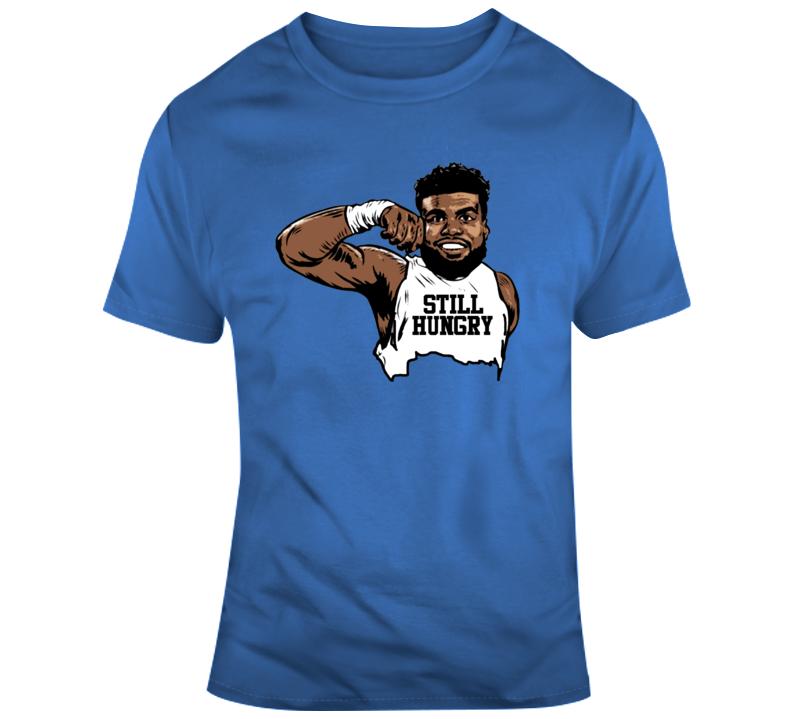 Still Hungry Mr Z Ezekiel Elliott Zeke Dallas Cowboys Football T Shirt