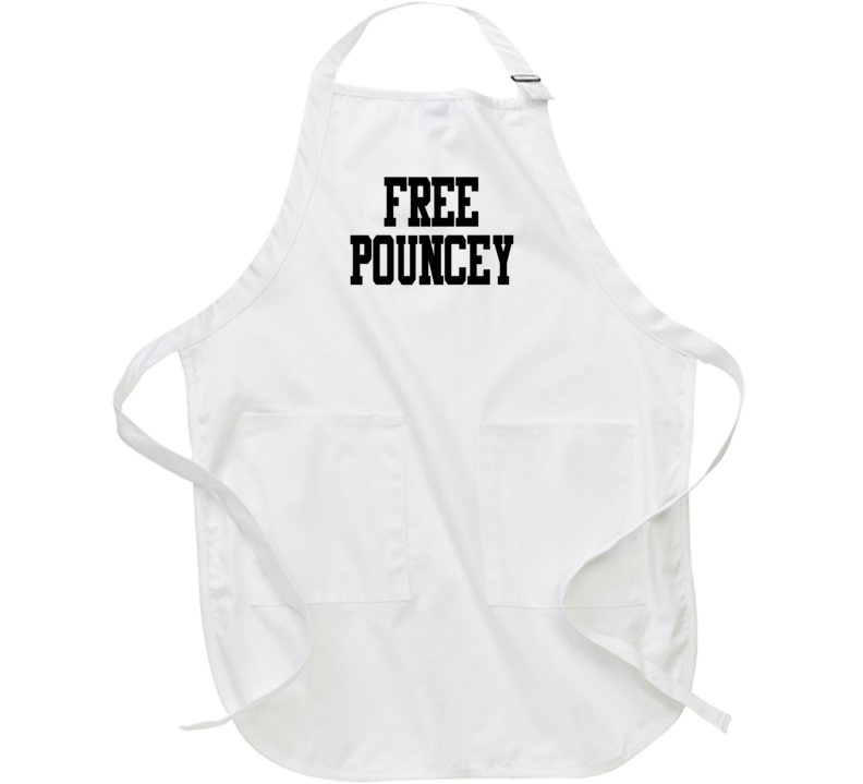 Free Maurkice Pouncey Pittsburgh Steelers Football Suspended Apron