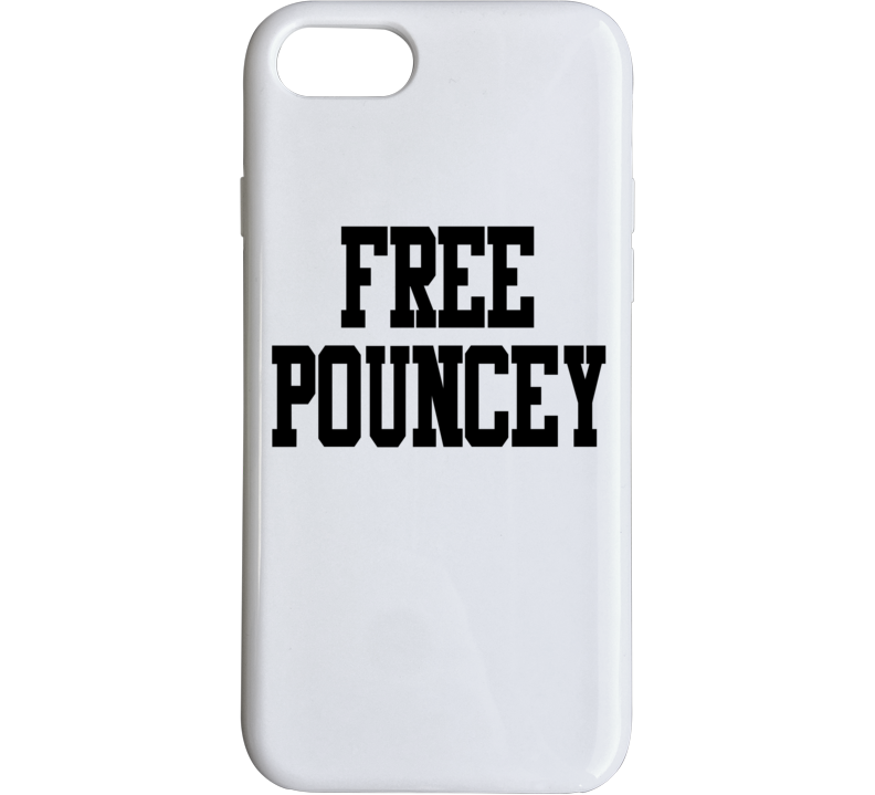 Free Maurkice Pouncey Pittsburgh Steelers Football Suspended Phone Case