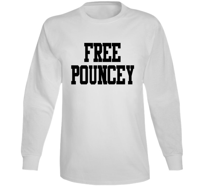 Free Maurkice Pouncey Pittsburgh Steelers Football Suspended Long Sleeve