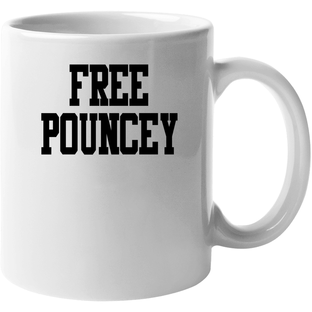 Free Maurkice Pouncey Pittsburgh Steelers Football Suspended Mug