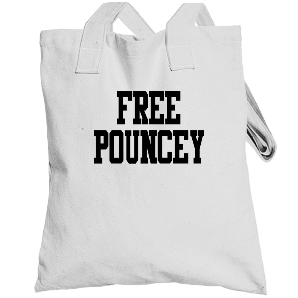 Free Maurkice Pouncey Pittsburgh Steelers Football Suspended Totebag