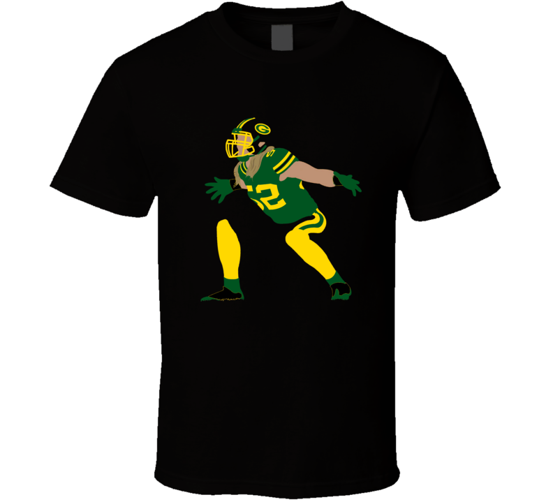 Clay Matthews Linebacker Green Bay Packers Defense Leader Cheesehead T Shirt