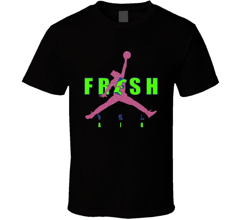 Bel Air 6 Ring Fresh Prince T Shirt